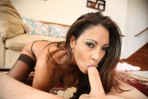 POV Amateur Porno mit Blowjob und Handjob
